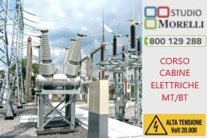 Erogazione di corsi di qualifica e di aggiornamento cabine elettriche MT/BT