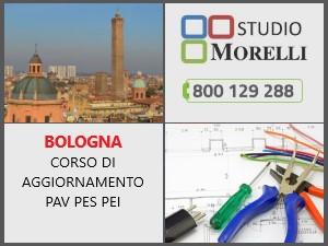 Corso aggiornamento PAV PES PEI in aula 18 ottobre 2021 Bologna