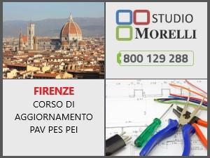 Corso aggiornamento PAV PES PEI in aula 13 dicembre 2021 Firenze