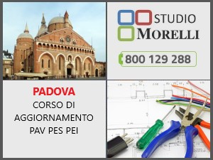 Corso aggiornamento PAV PES PEI in aula 13 dicembre 2022 Padova