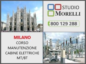 Corso formazione Cabine Elettriche MT/BT (CEI 78-17 ) in aula 26 gennaio 2022 Milano