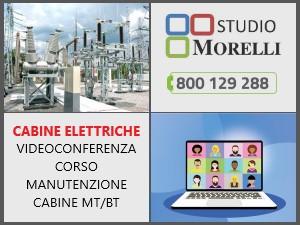 Corso formazione Cabine Elettriche MT/BT (CEI 78-17 ) in videoconferenza 22 novembre 2021 Videoconferenza