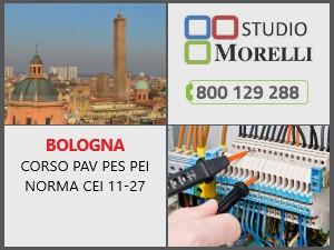 Corso PAV PES PEI in aula 07 febbraio 2022 Bologna
