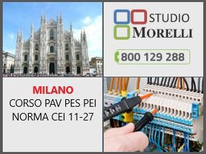 Corso PAV PES PEI in aula 29 novembre 2021 Milano