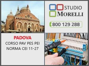 Corso PAV PES PEI in aula 13 dicembre 2022 Padova