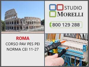 Corso PAV PES PEI in aula 07 marzo 2022 Roma