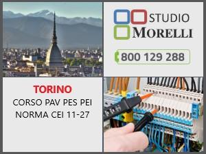 Corso PAV PES PEI in aula 01 dicembre 2022 Torino